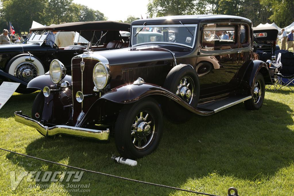 1932 Studebaker Series 91 President St Regis 2-door Brougham