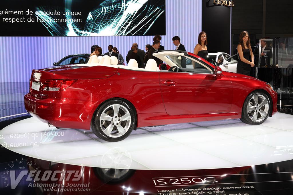 2010 Lexus IS 250 C