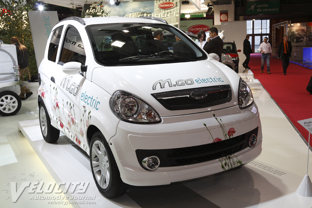2008 Microcar M.GO Electric