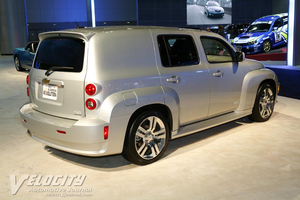 2009 Chevrolet HHR Panel