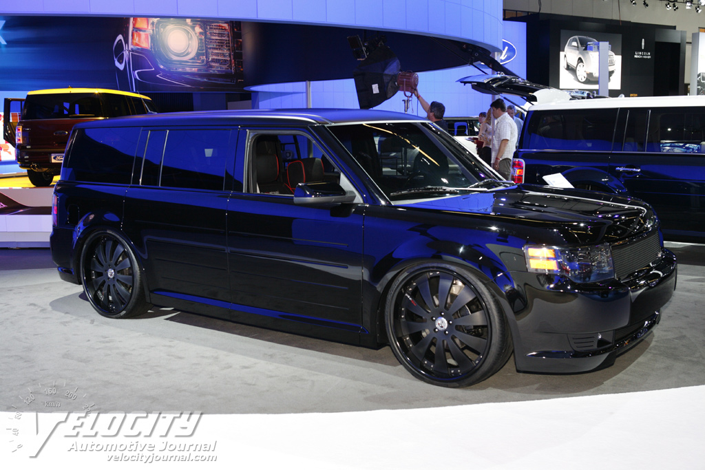 2008 Ford Flex by Mobsteel