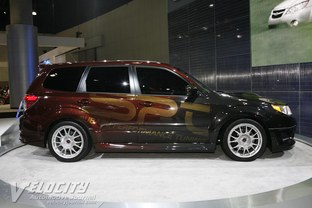 2008 Subaru Forester XTI