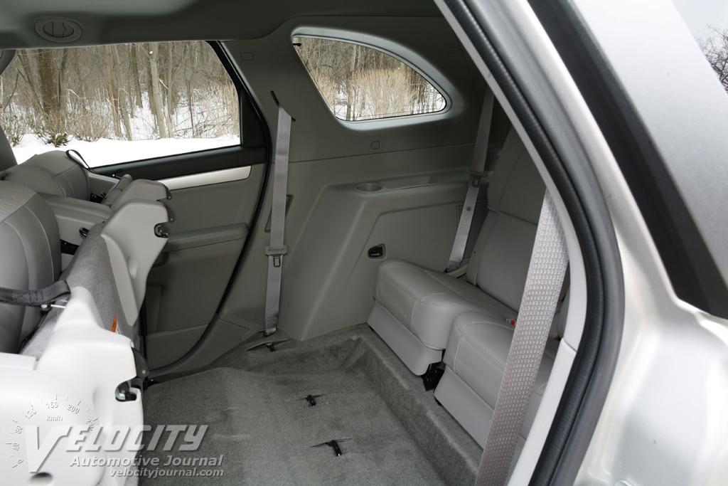 2008 Suzuki XL7 Limited Interior