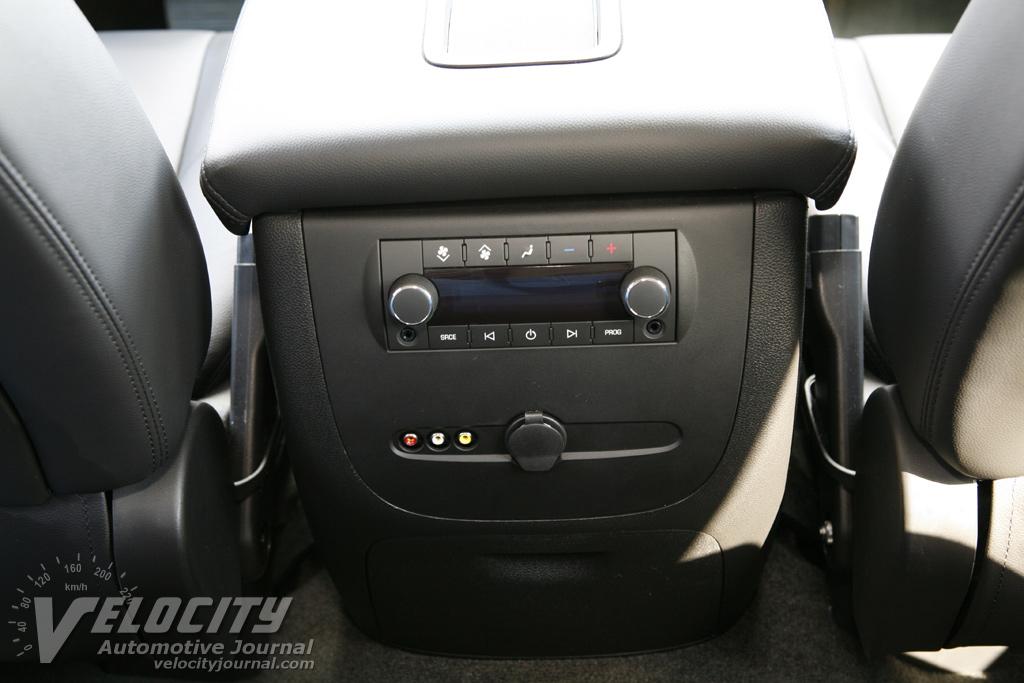 2008 Chevrolet Tahoe Interior