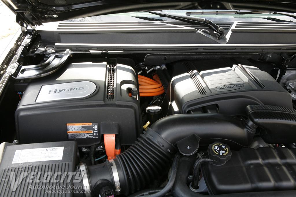 2008 Chevrolet Tahoe Engine