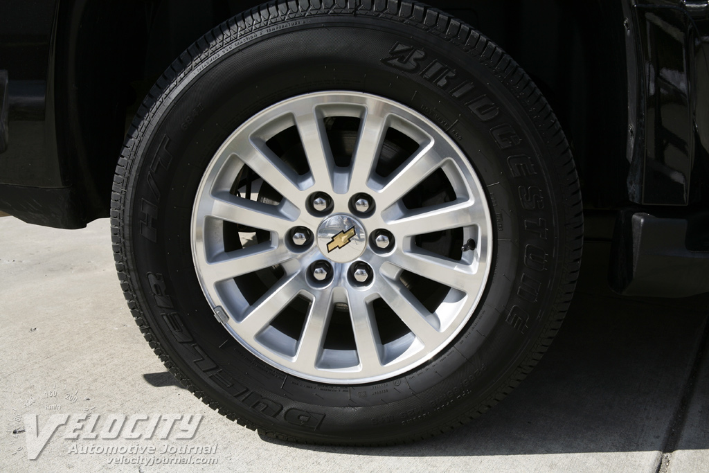2008 Chevrolet Tahoe Wheel