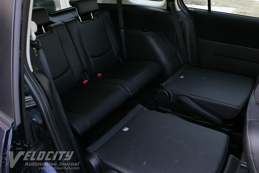 2008 Mazda MAZDA5 Interior