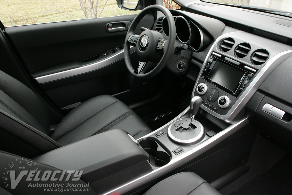 2008 Mazda CX-7 Interior