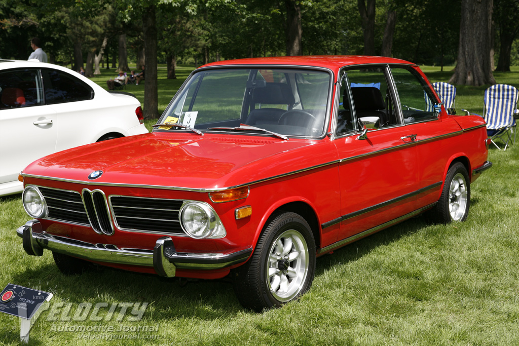 1972 BMW 2002 Tii information