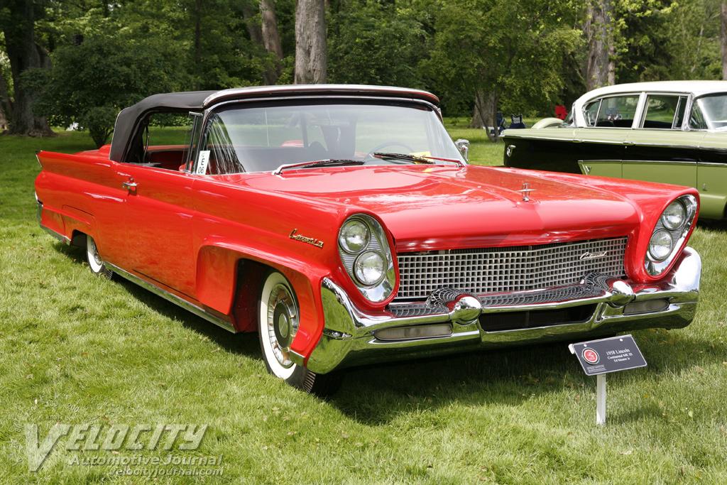 1958 Continental Mark III