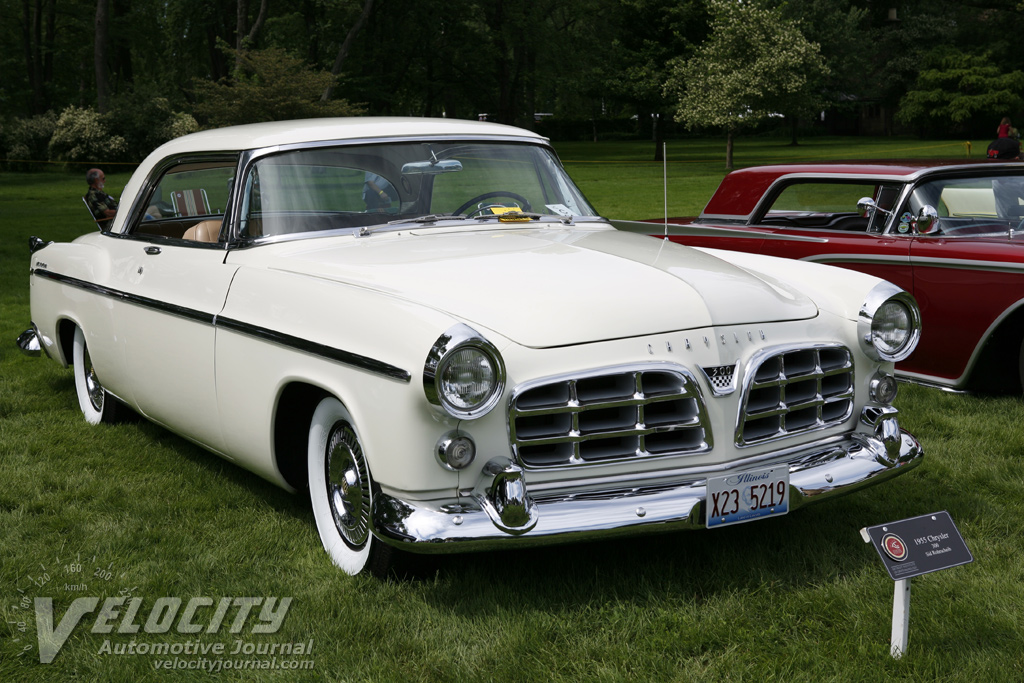 Picture Of 1955 Chrysler 300