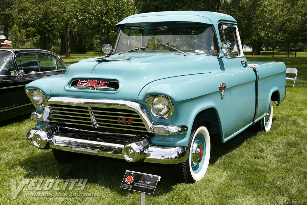 1957 GMC Suburban Town & Country