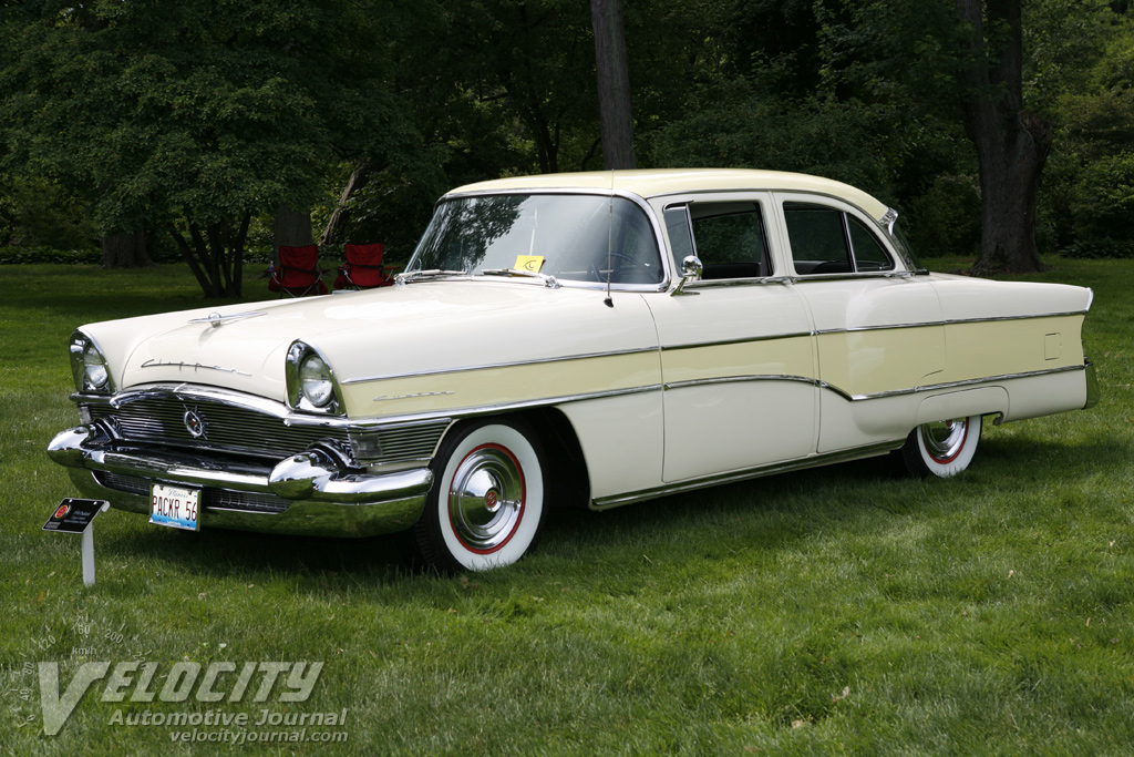1956 Packard Clipper Custom sedan