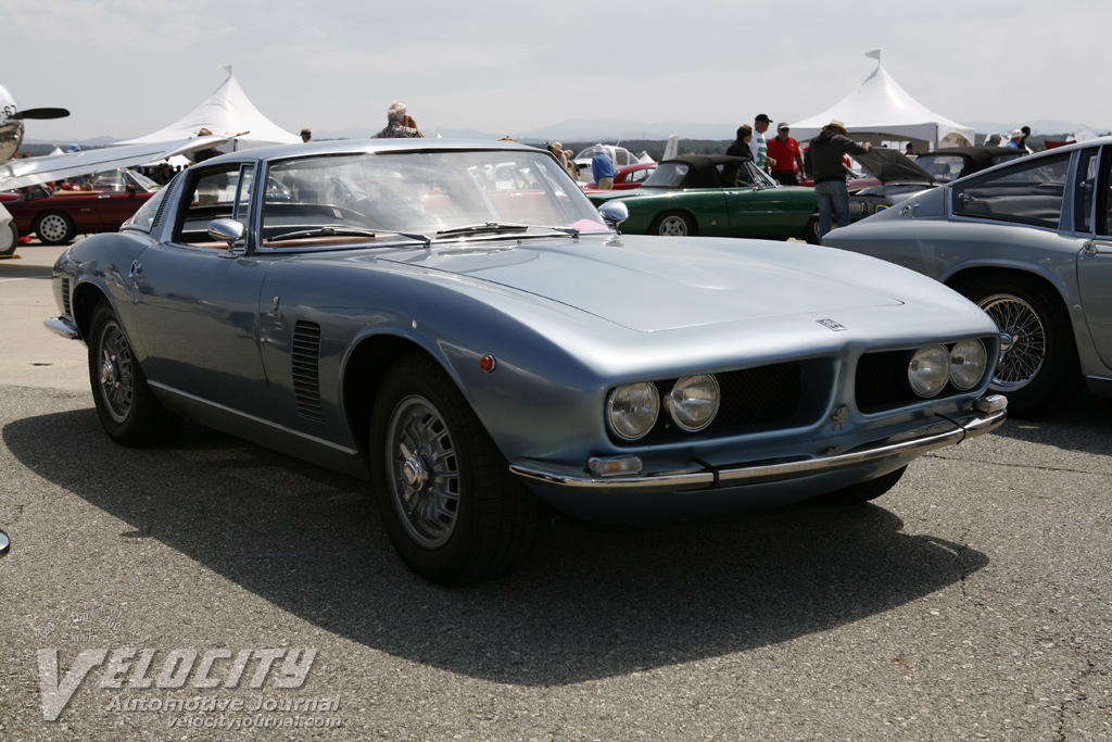 1967 Iso Grifo GL 350 coupe