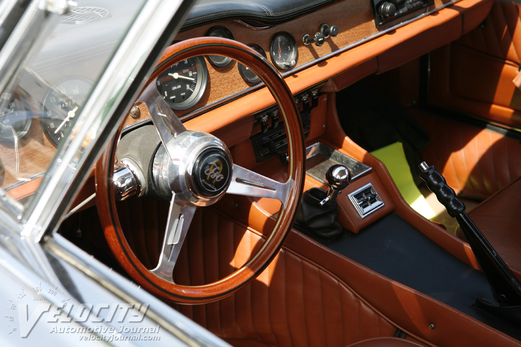 1967 Iso Grifo GL 350 coupe Interior