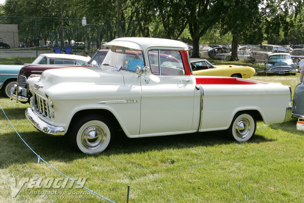 1955 Chevrolet 1/2 Ton Pickup Series 3100 Cameo