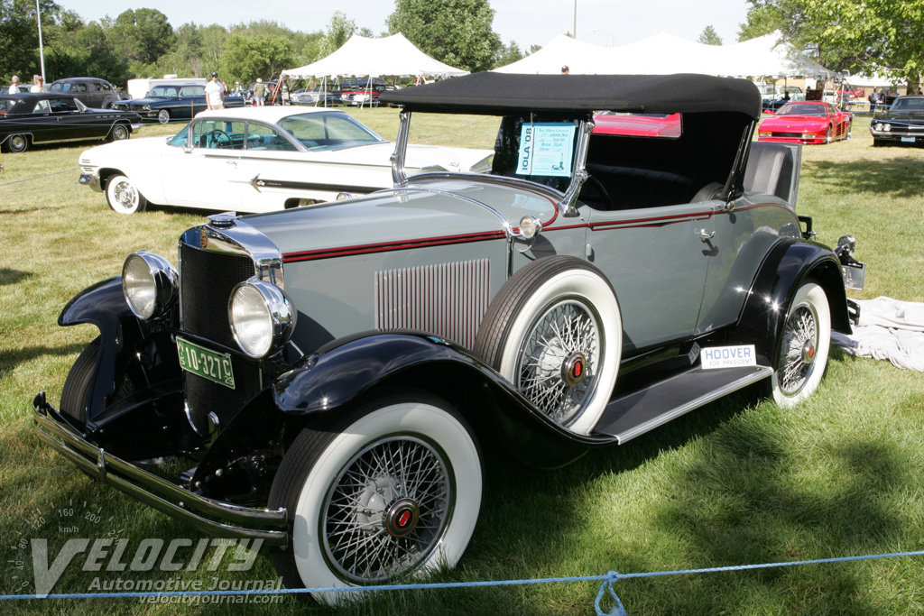 1929 Graham-Paige Roadster