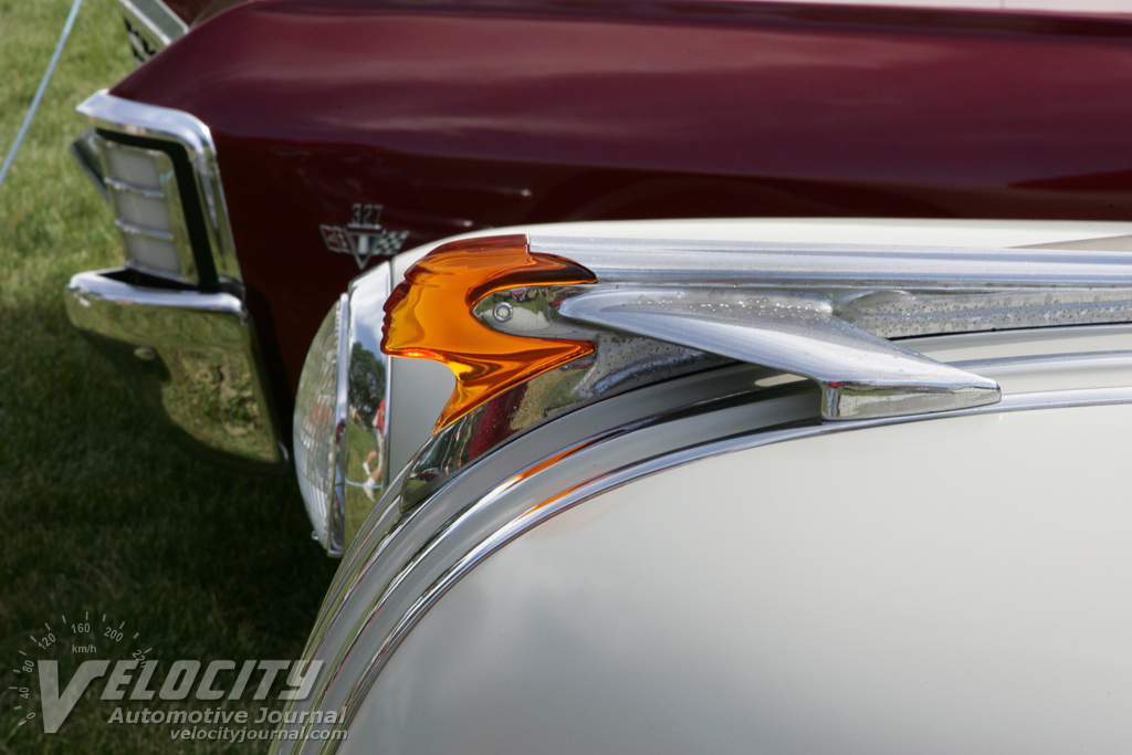 1950 Pontiac Chieftain Eight Catalina Silver Streak
