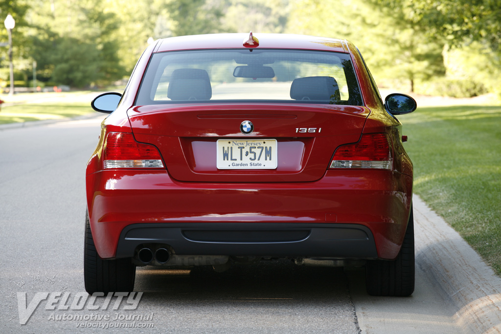 2008 BMW 1-Series 135i Coupe