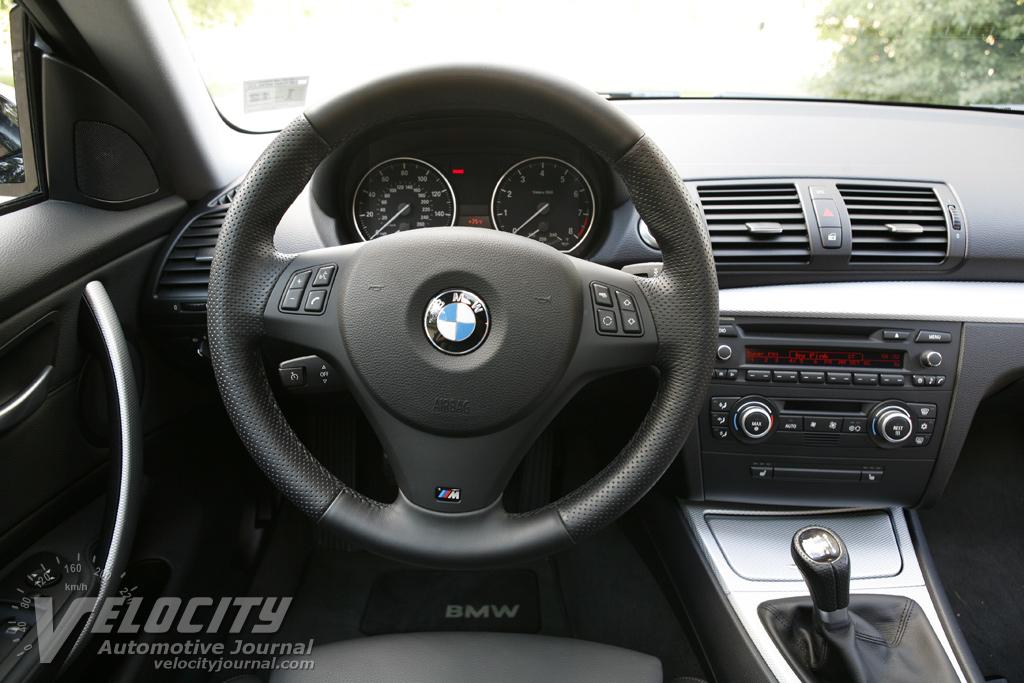 2008 BMW 1-Series 135i Coupe Instrumentation