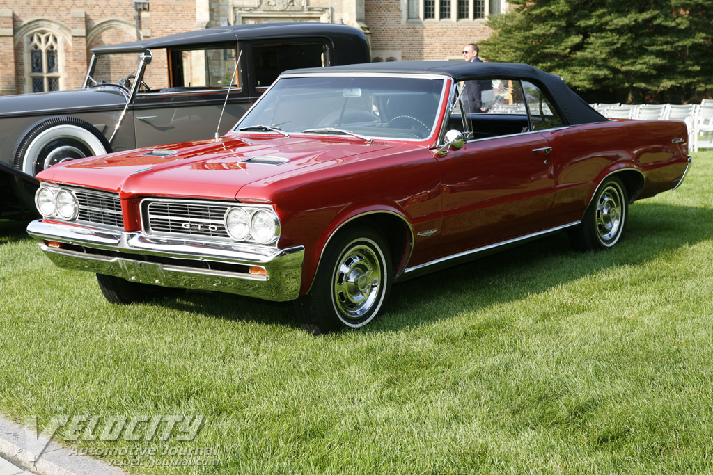 1964 Pontiac Tempest G.T.O.