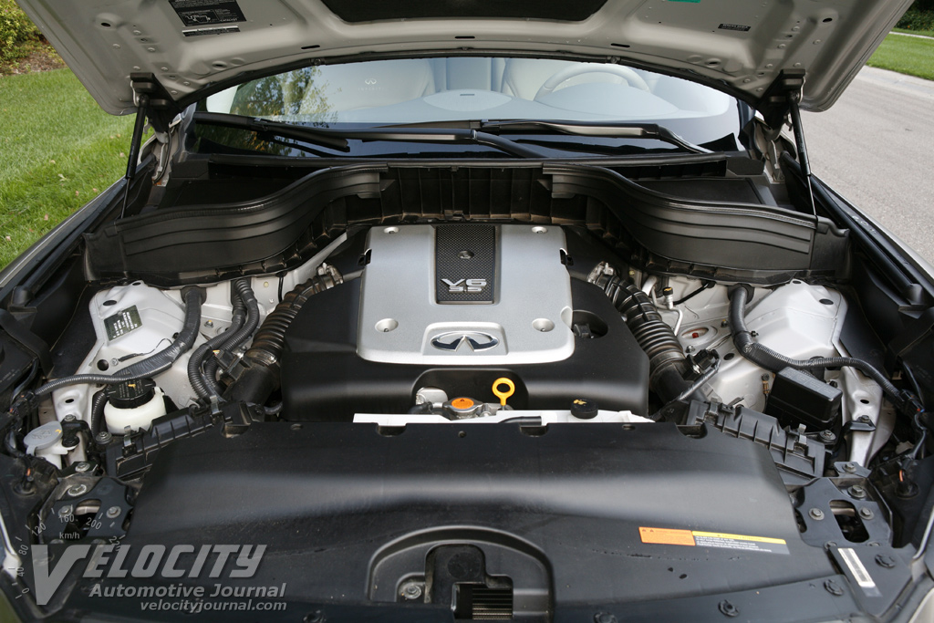 2008 Infiniti EX35 Engine