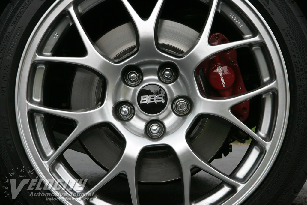 2008 Mitsubishi Lancer Evolution Wheel
