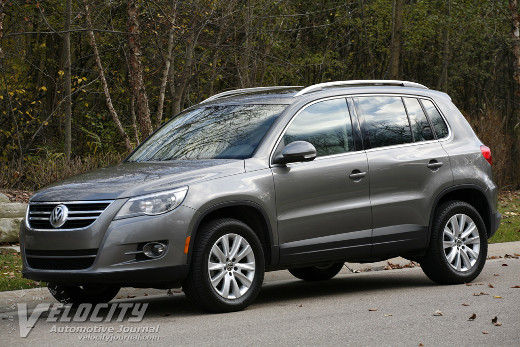 Picture Of 2009 Volkswagen Tiguan