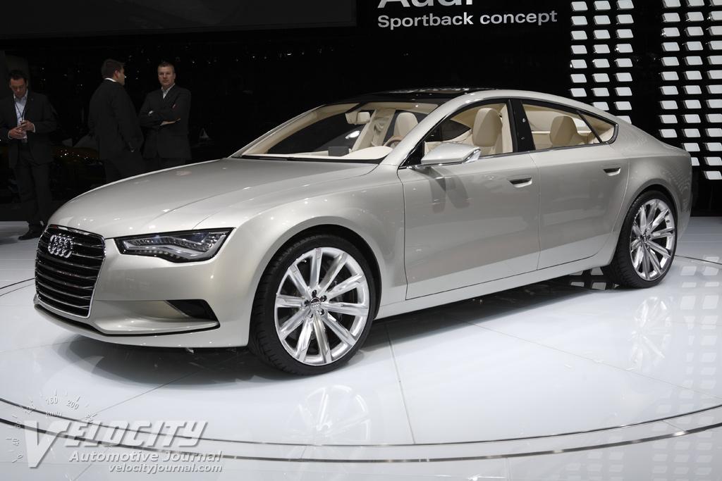 2009 Audi Sportback