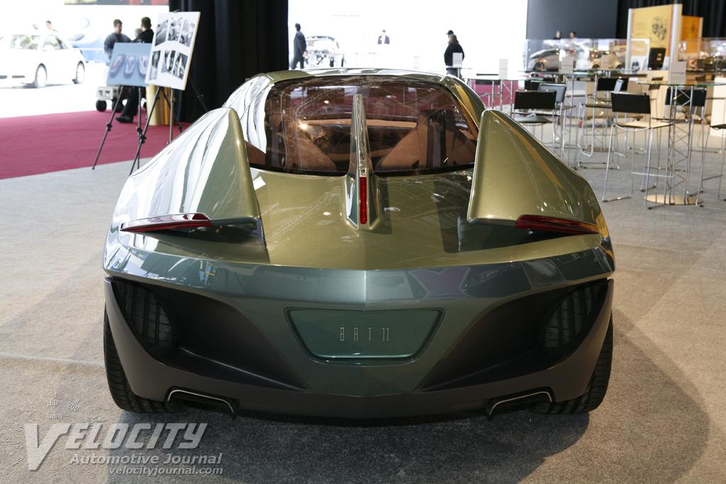 2008 Bertone B.A.T. 11