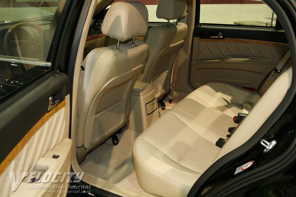 2009 Brilliance Auto M1 Interior