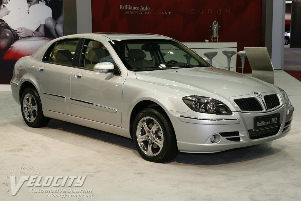 2009 Brilliance Auto M2