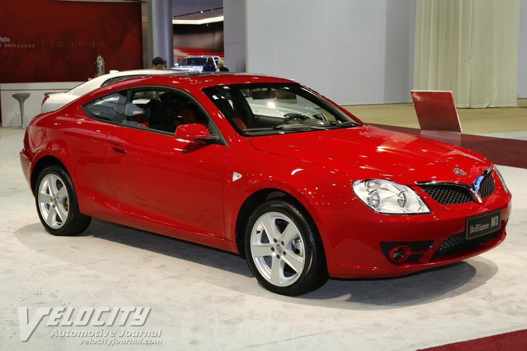 2009 Brilliance Auto M3