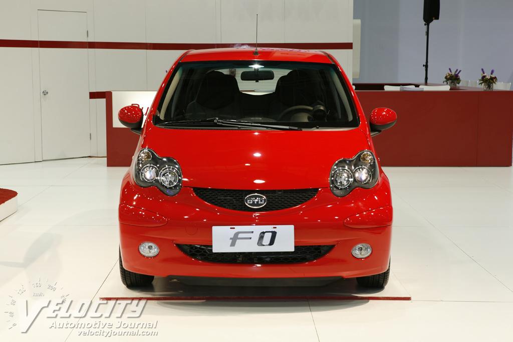 2009 BYD Auto F0