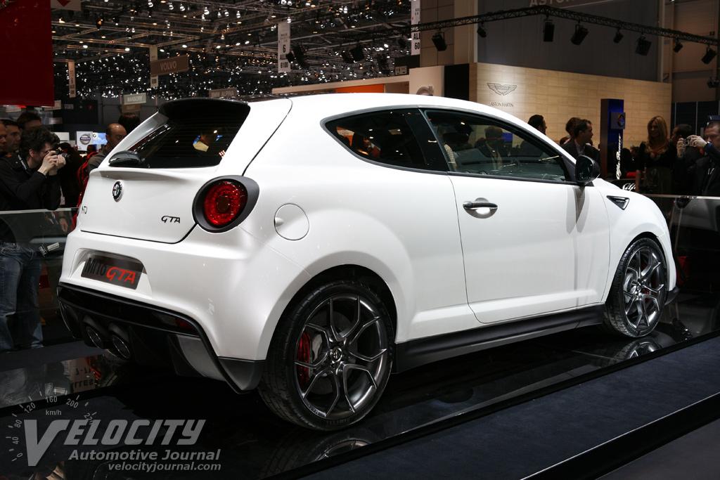 2009 Alfa Romeo MiTo GTA