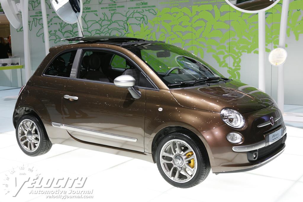 2009 Fiat 500