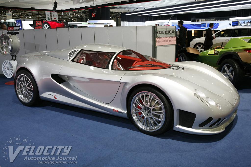 2009 Sbarro LO GT