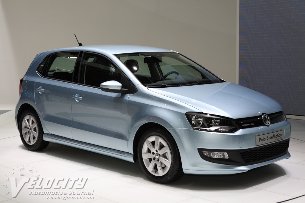 2009 Volkswagen Polo BlueMotion
