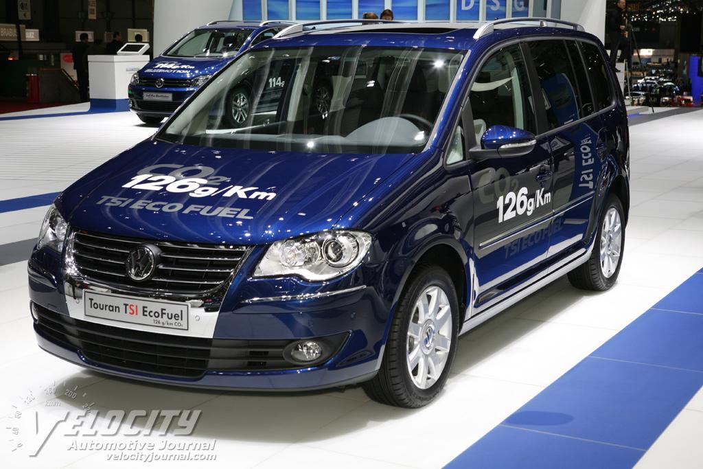 2009 Volkswagen Touran TSI EcoFuel