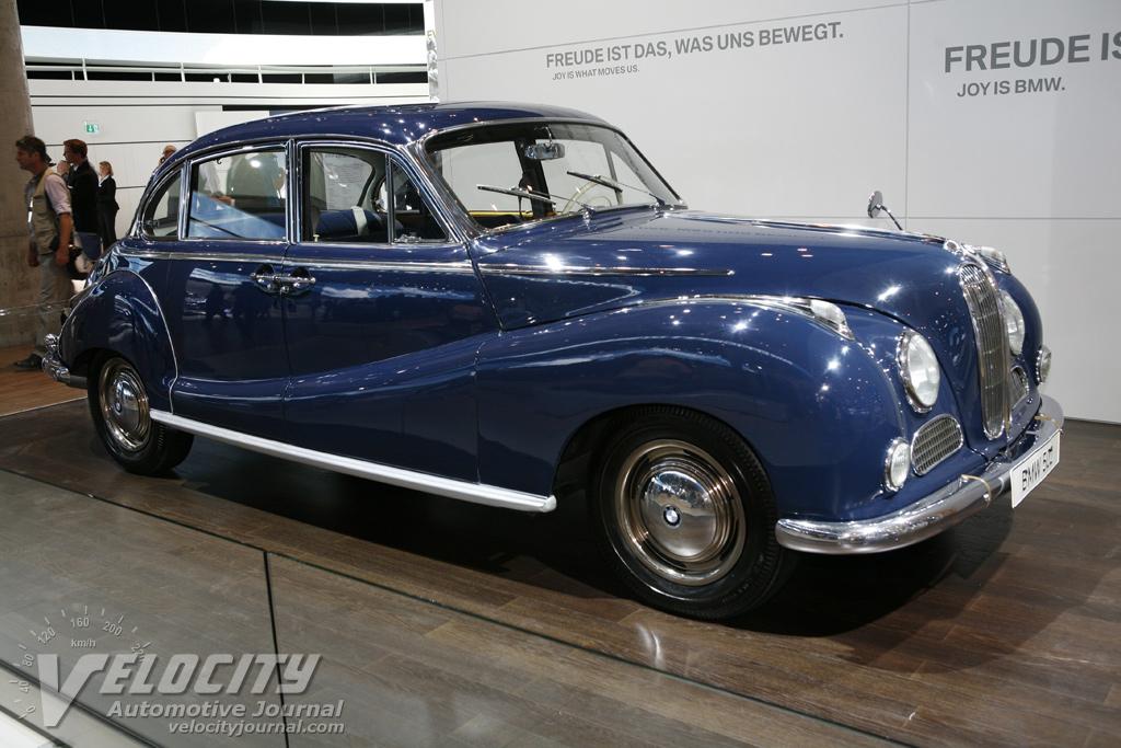 1954 BMW 502