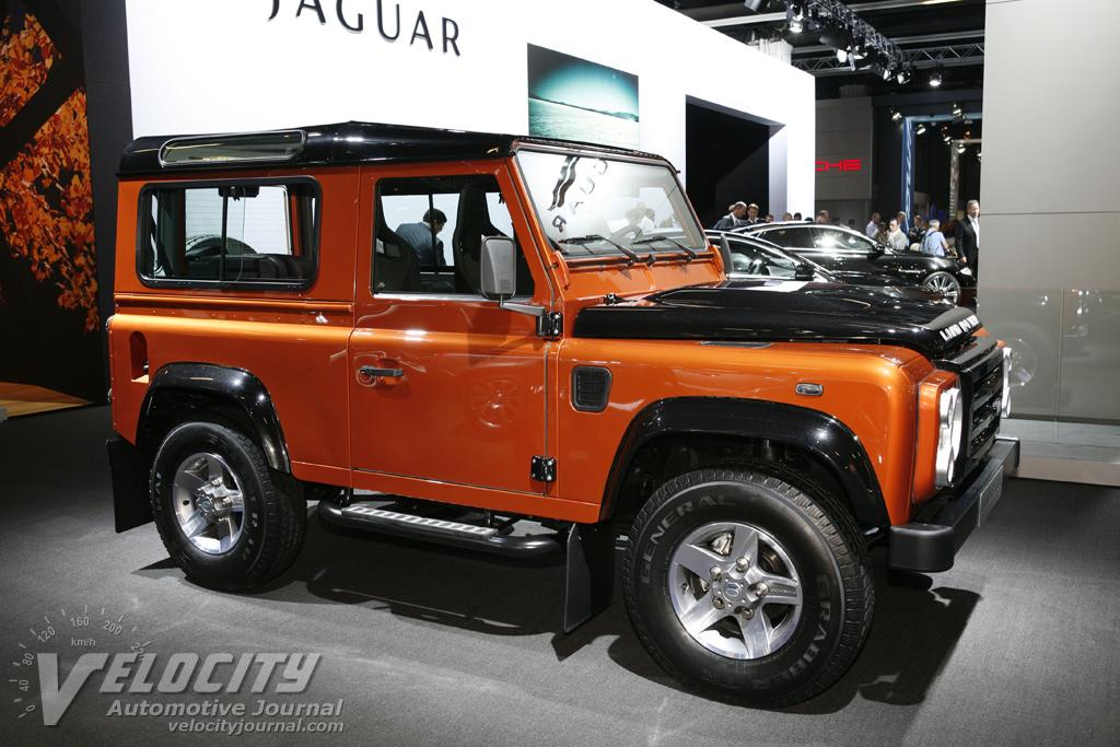 2010 Land Rover Defender