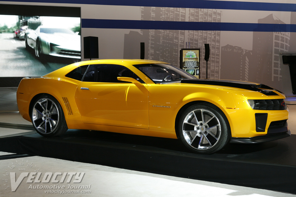 2009 Chevrolet Bumblebee Movie Car