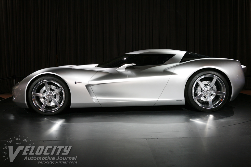 2009 Chevrolet Stingray Concept Pictures