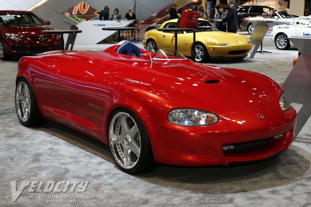 1999 Mazda Miata Mono Posto