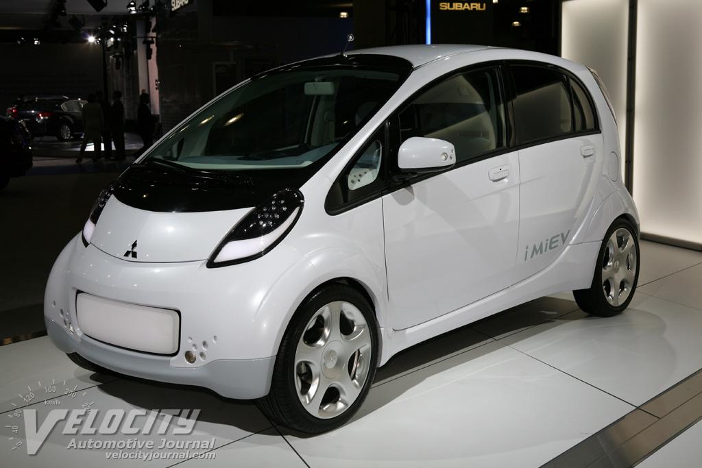 2010 Mitsubishi i MiEV