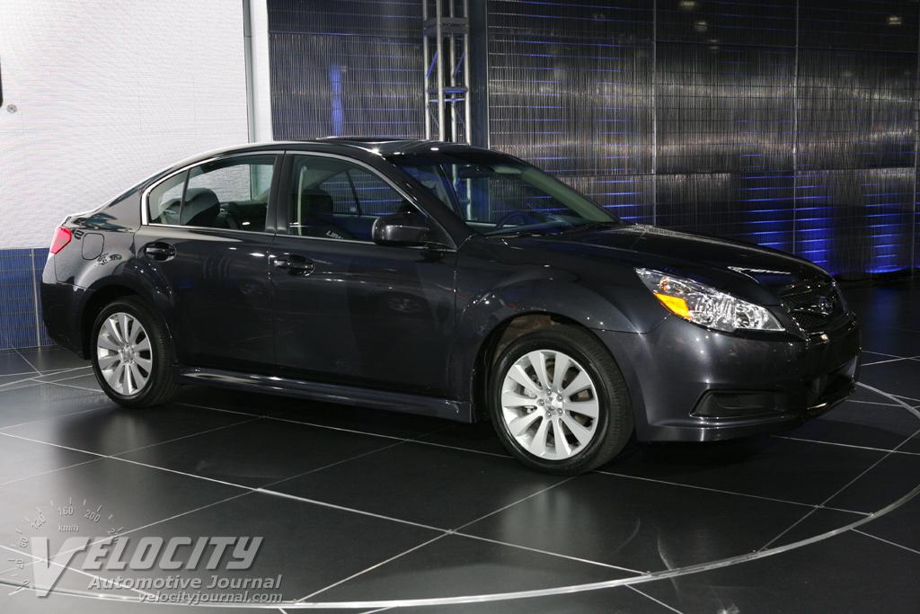 2010 Subaru Legacy Sedan