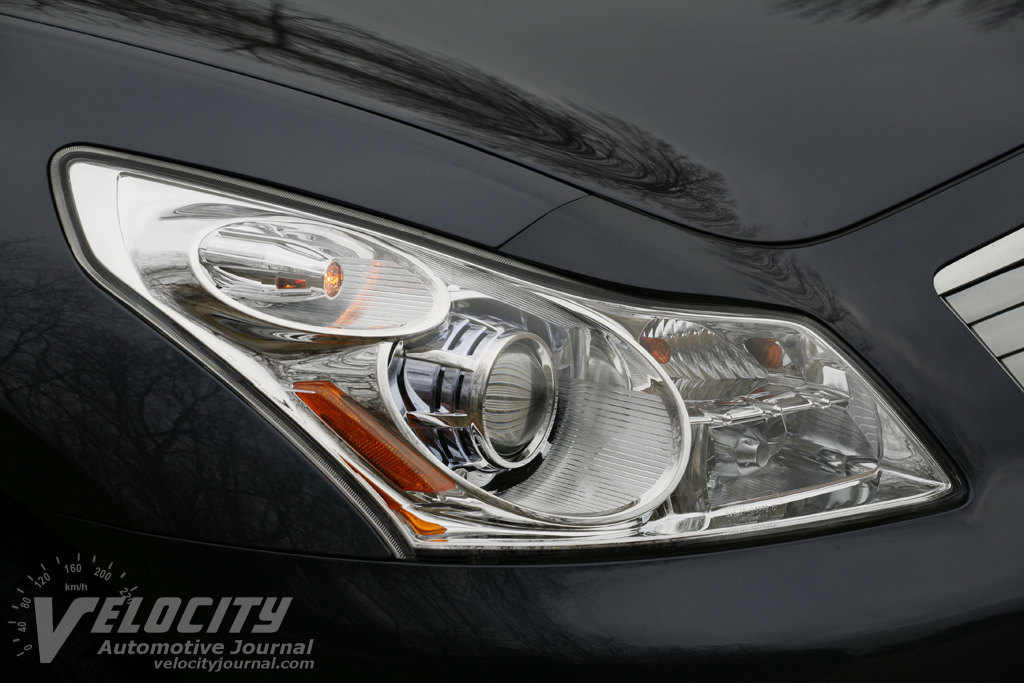 2009 Infiniti G37s Sedan
