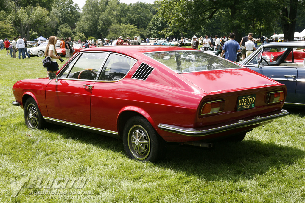 1973 Audi 100 Coupe S pictures