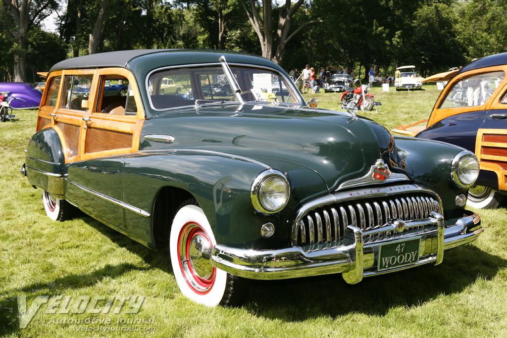 1947 Buick Wagon
