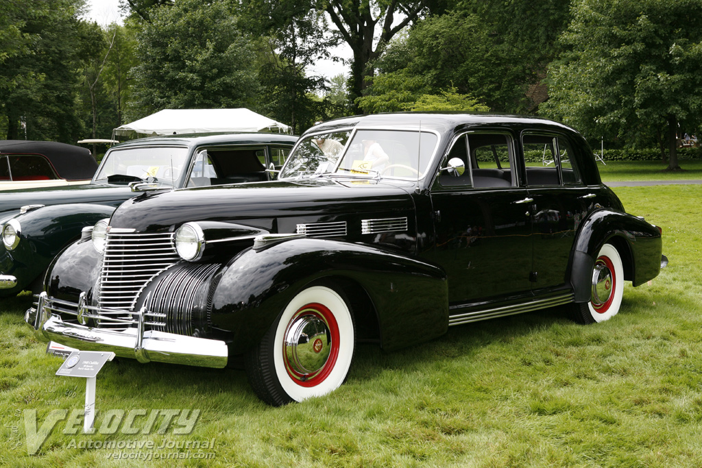 1940 Cadillac Series 60 Special